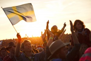 World Scout Jamboree concert - Cultural festival day